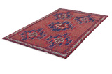 Afshar - Sirjan Persian Carpet 233x140 - Picture 2