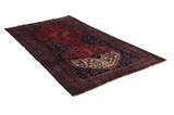 Afshar - Sirjan Persian Carpet 232x135 - Picture 1