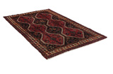 Afshar - Sirjan Persian Carpet 235x143 - Picture 1
