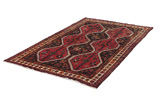 Afshar - Sirjan Persian Carpet 235x143 - Picture 2