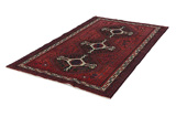 Afshar - Sirjan Persian Carpet 247x147 - Picture 2