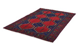 Afshar - Sirjan Persian Carpet 233x165 - Picture 2