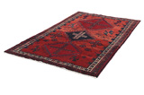 Afshar - Sirjan Persian Carpet 228x144 - Picture 2