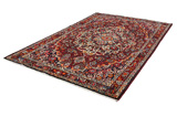Bakhtiari Persian Carpet 315x207 - Picture 2