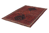 Afshar - Sirjan Persian Carpet 236x152 - Picture 2