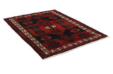 Afshar - Sirjan Persian Carpet 226x159 - Picture 1
