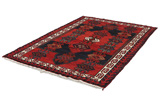 Afshar - Sirjan Persian Carpet 226x159 - Picture 2