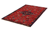 Qashqai - Shiraz Persian Carpet 220x136 - Picture 2