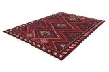Afshar - Sirjan Persian Carpet 315x218 - Picture 2