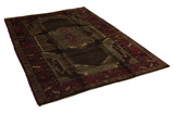 Lori - Gabbeh Persian Carpet 252x163 - Picture 1