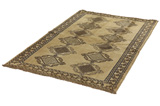 Gabbeh - Lori Persian Carpet 192x125 - Picture 2