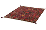 Lori - Qashqai Persian Carpet 197x156 - Picture 2