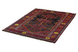 Lori - Gabbeh Persian Carpet 198x150 - Picture 2