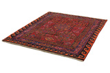 Lori - Qashqai Persian Carpet 203x170 - Picture 2