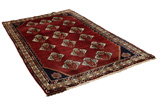 Qashqai - Fars Persian Carpet 262x152 - Picture 1