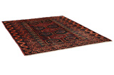 Lori - Qashqai Persian Carpet 200x154 - Picture 1
