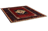 Lori - Qashqai Persian Carpet 204x157 - Picture 1