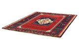 Lori - Qashqai Persian Carpet 204x157 - Picture 2