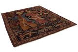 Jozan - Sarouk Persian Carpet 295x225 - Picture 1