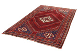 Qashqai - Shiraz Persian Carpet 248x160 - Picture 2