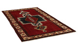 Lilian - Sarouk Persian Carpet 262x143 - Picture 1