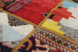 Patchwork Persian Carpet 205x144 - Picture 11