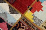 Patchwork Persian Carpet 205x144 - Picture 12