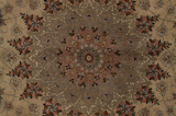 Isfahan Persian Carpet 195x195 - Picture 6