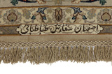 Isfahan Persian Carpet 195x194 - Picture 6