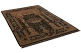 Isfahan Persian Carpet 237x155 - Picture 1