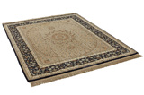 Isfahan Persian Carpet 212x169 - Picture 1