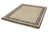 Isfahan Persian Carpet 212x169 - Picture 2