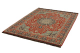 Isfahan Persian Carpet 200x150 - Picture 2