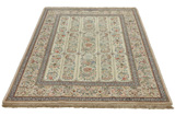 Isfahan Persian Carpet 212x143 - Picture 3