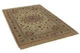 Isfahan Persian Carpet 220x145 - Picture 1