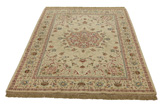 Isfahan Persian Carpet 220x145 - Picture 3