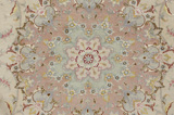 Tabriz Persian Carpet 194x150 - Picture 8