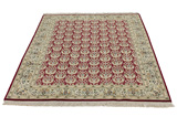 Tabriz Persian Carpet 203x153 - Picture 3