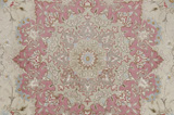 Tabriz Persian Carpet 210x147 - Picture 7
