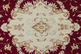 Tabriz Persian Carpet 201x150 - Picture 7