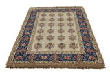 Isfahan Persian Carpet 214x140 - Picture 3