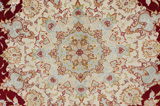 Tabriz Persian Carpet 350x247 - Picture 8