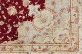 Tabriz Persian Carpet 350x247 - Picture 13