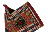 Qashqai - Saddle Bag Persian Carpet 41x34 - Picture 2