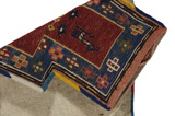 Qashqai - Saddle Bag Persian Carpet 39x29 - Picture 2