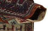 Qashqai - Saddle Bag Persian Carpet 51x36 - Picture 2