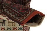 Qashqai - Saddle Bag Persian Carpet 51x35 - Picture 2