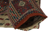 Qashqai - Saddle Bag Persian Carpet 47x35 - Picture 2
