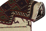 Qashqai - Saddle Bag Persian Carpet 56x37 - Picture 2