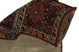 Qashqai - Saddle Bag Persian Carpet 52x38 - Picture 2